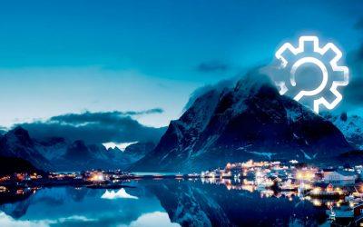 Tre sterke industriselskaper kom ifjor til finalen om å bli Norges smarteste