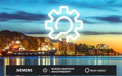 Norges smarteste industribedrift 2020